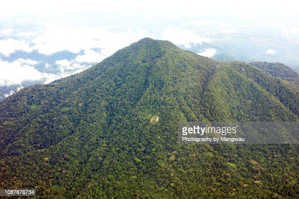 seulawah agam volcano - banda aceh stock pictures, royalty-free photos & images