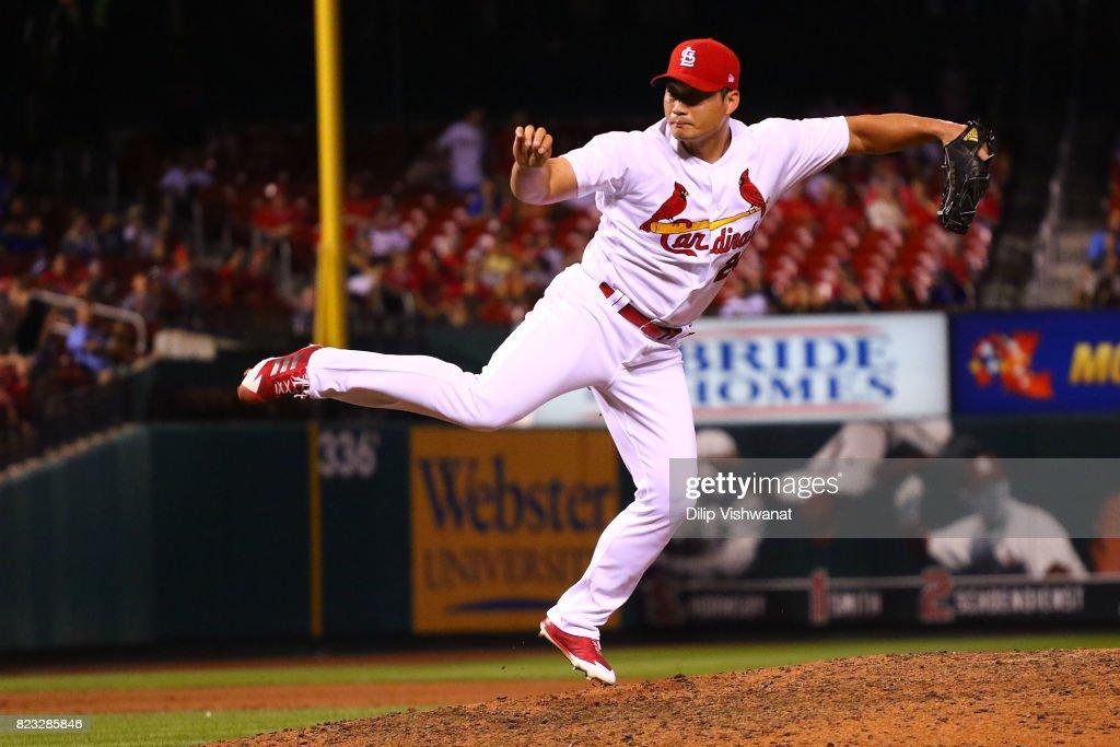 Colorado Rockies v St Louis Cardinals : News Photo