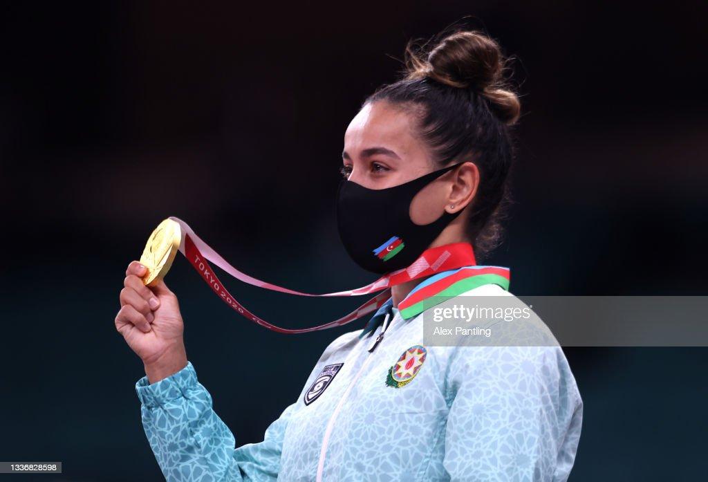 2020 Tokyo Paralympics - Day 4 : News Photo