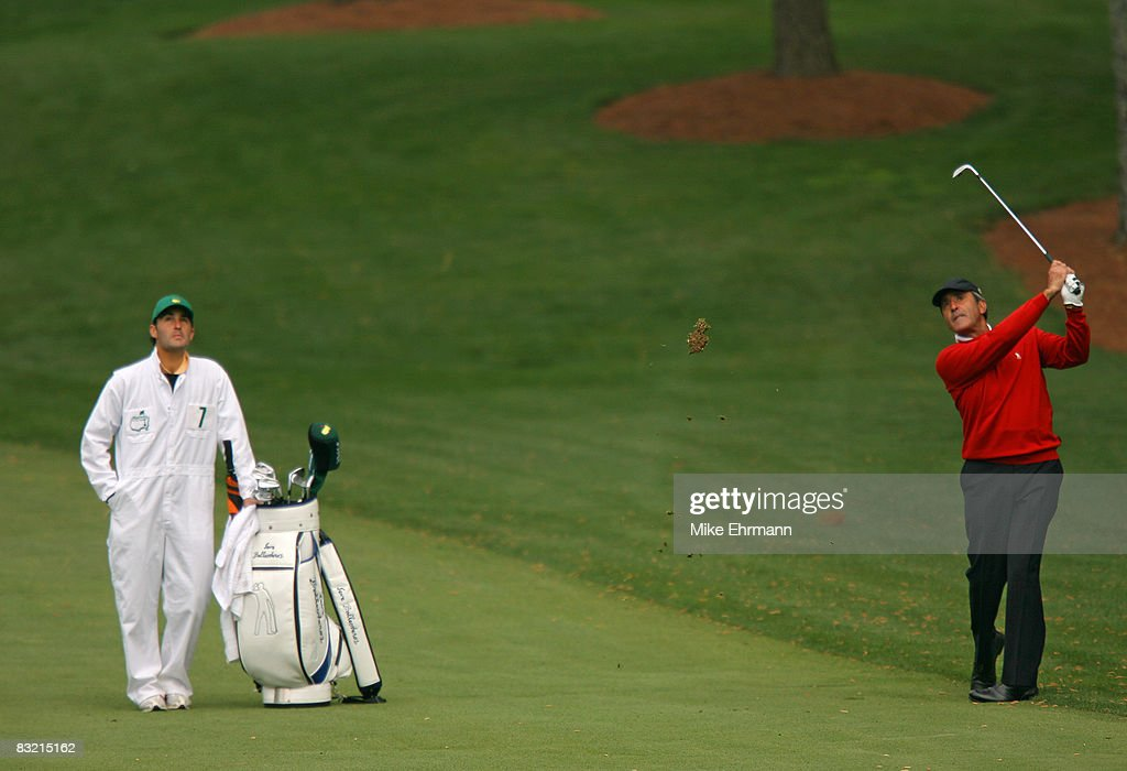 The 2007 Masters - Second Round : News Photo