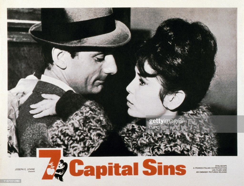 Seven Capital Sins Us Lobbycard 1962 News Photo Getty Images