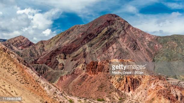 seven color hill - サルタ州 ストックフォトと画像