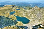 seven lakes rila bulgaria