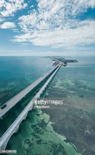 Seven Mile Bridge in Florida Keys