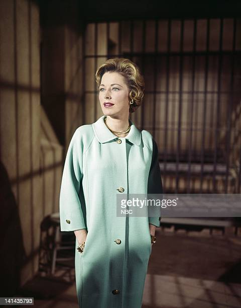 THEATRE Seven Miles of Bad Road Episode 103 Pictured Eleanor Parker as Fern Selman Photo by Paul W Bailey/NBC/NBCU Photo Bank