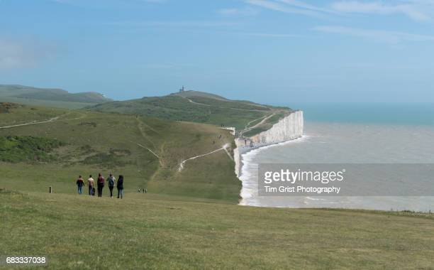 Seven Sisters, Birling Gap and Belle Tout