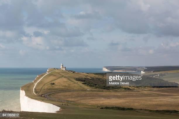 Seven Sisters coastline
