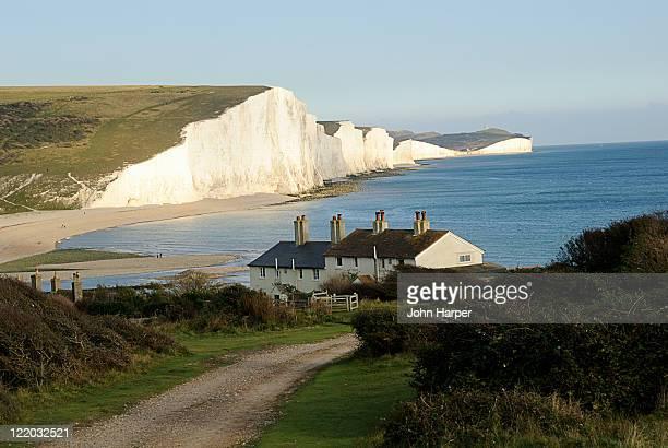 Seven Sisters, East Sussex, U.K.