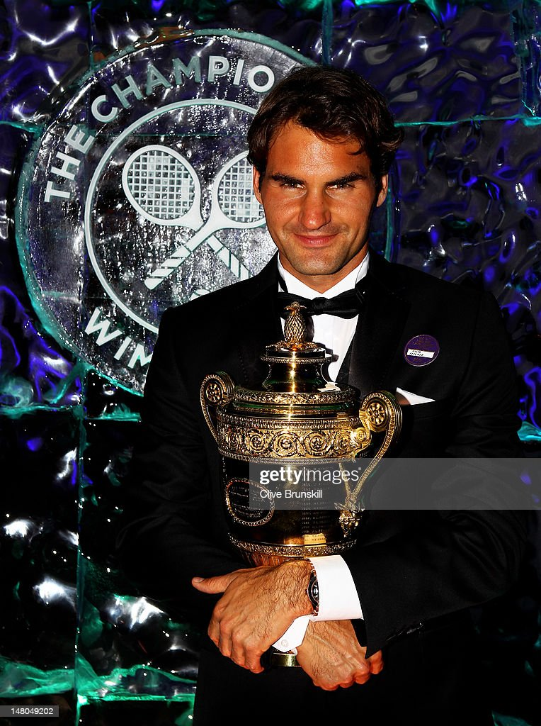 Wimbledon Championships 2012 Winners Ball : News Photo