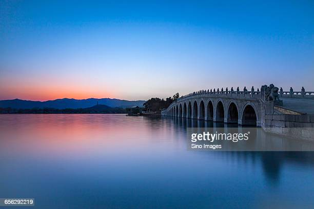 Seventeen-Arch Bridge in Beijing Summer Palace