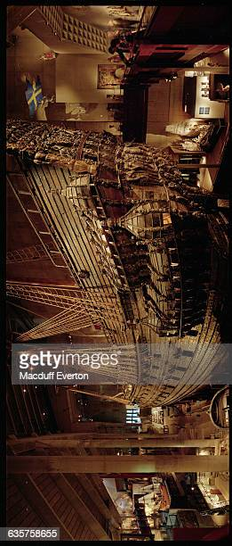 Seventeenth Century Warship, Vasa
