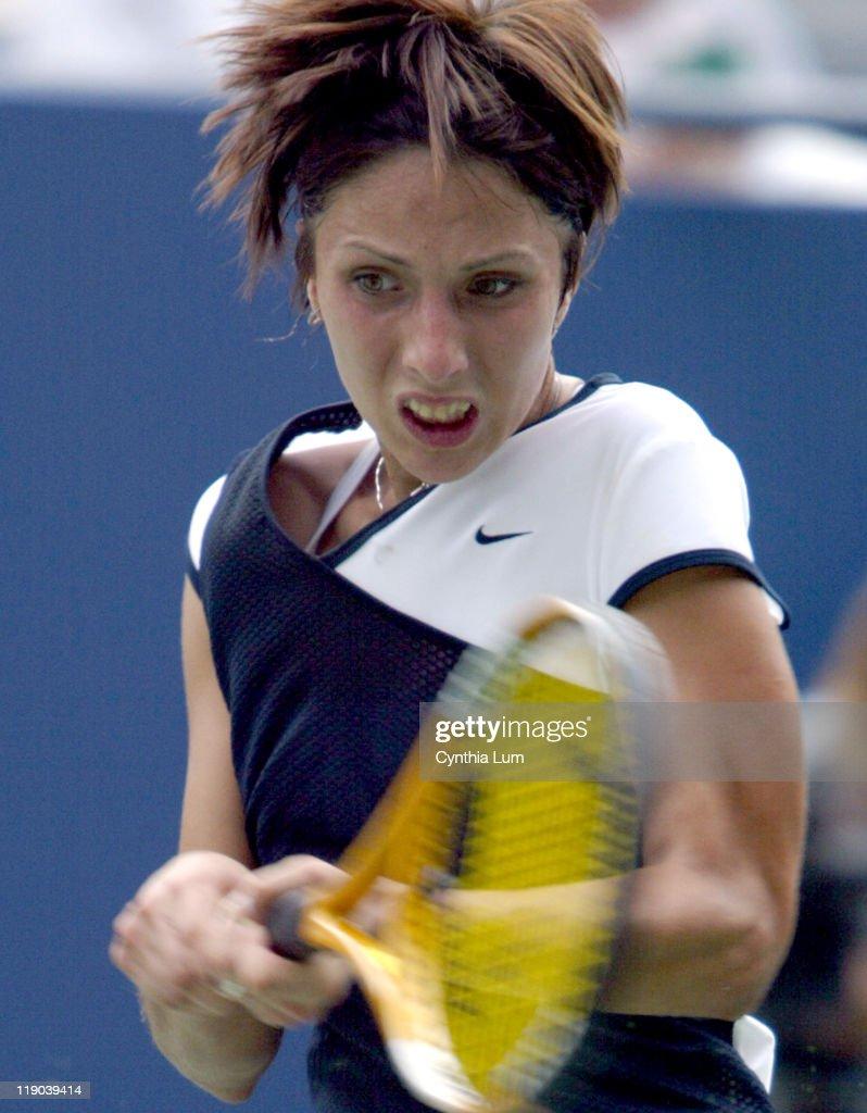 2003 US Open - Women's Singles - Third Round - Maria Sanchez Lorenzo vs.