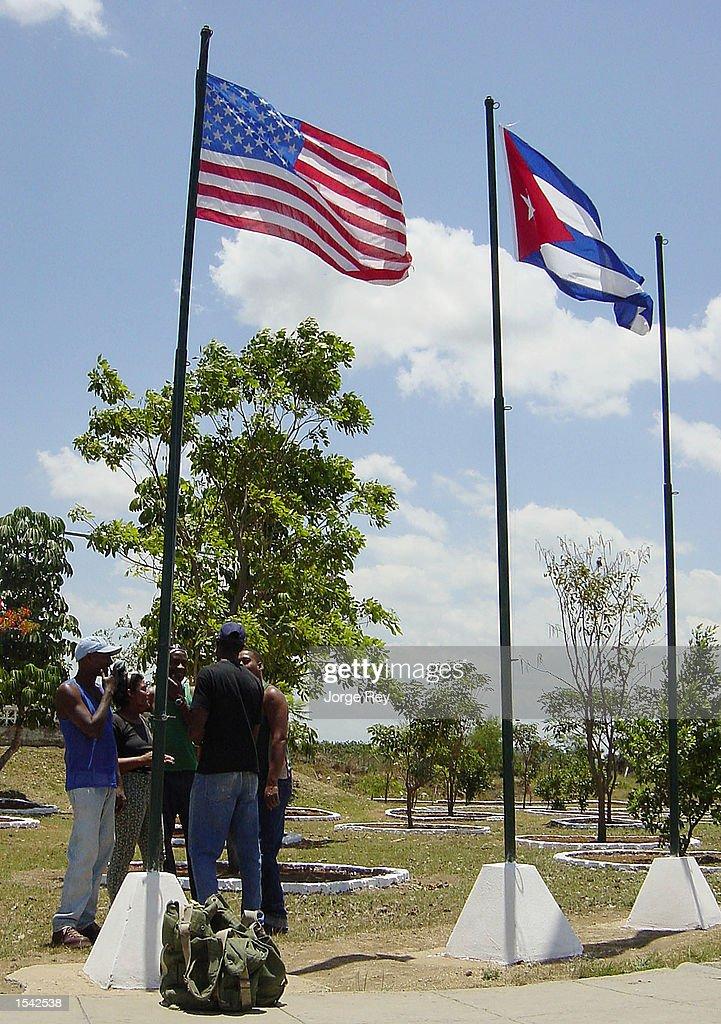JIMMY CARTER IN CUBA : Nachrichtenfoto