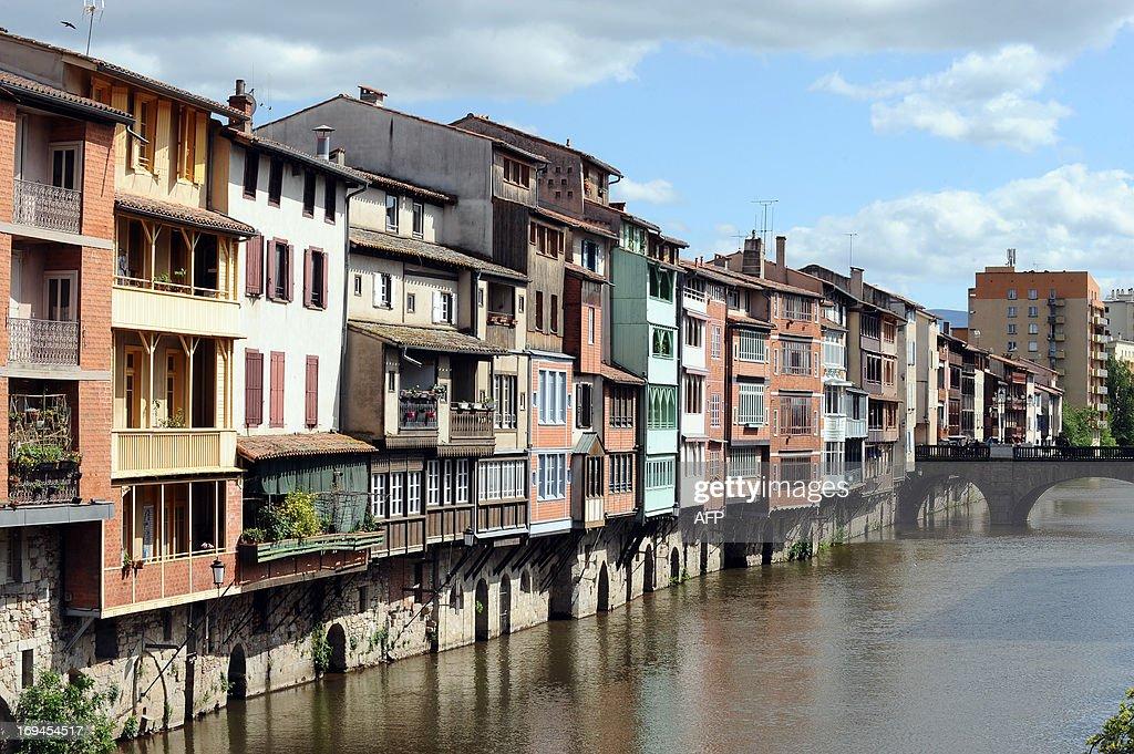 FRANCE-TOURISM-CASTRES-FEATURE : News Photo