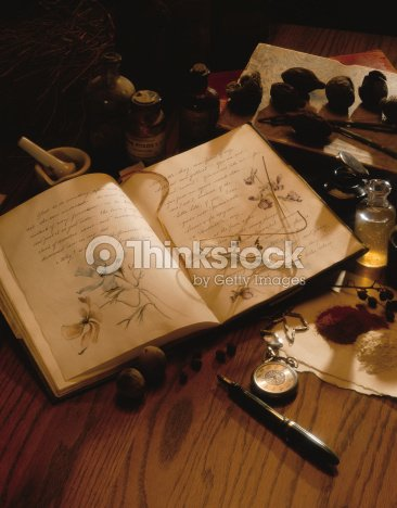 Preserving Herbalism Books From Centuries Past