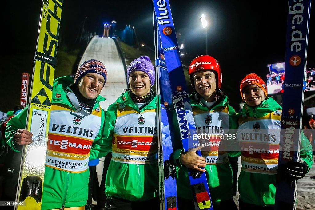 FIS World Cup Ski Jumping Klingenthal - Day 2