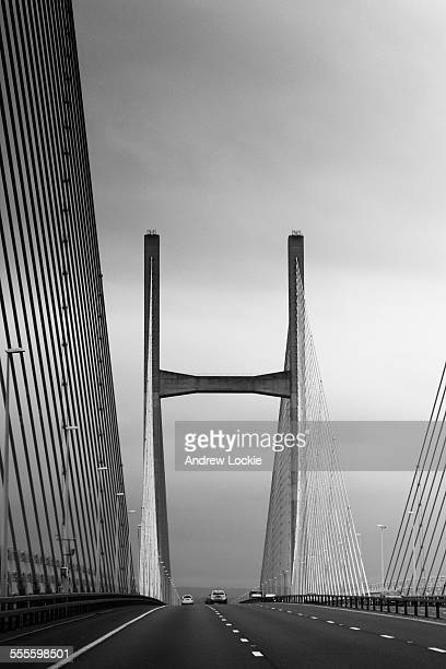 Severn Bridge, between England & Wales