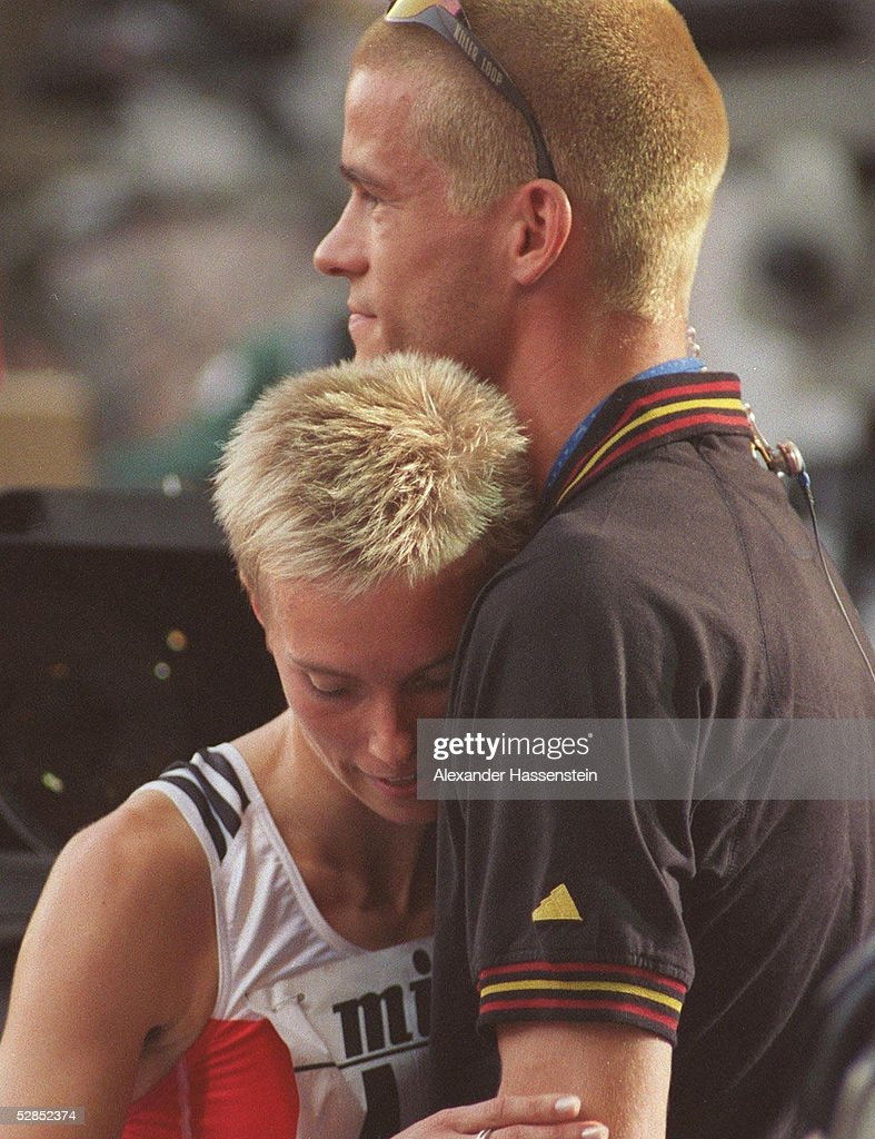 LEICHTATHLETIK: WM 1999 : News Photo