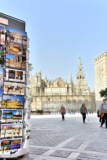 Sevilla Postkarten