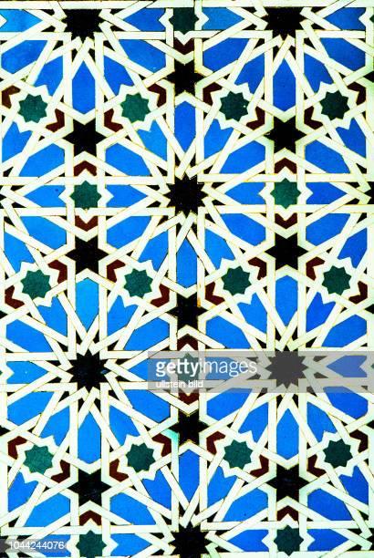Sevilla, Spanien, ESP, Andalusien, al-Andalus, architektonischen Einfluesse der Mauren, Alcázar, Reales Alcázares de Sevilla Palaste, Festung, Pedro...