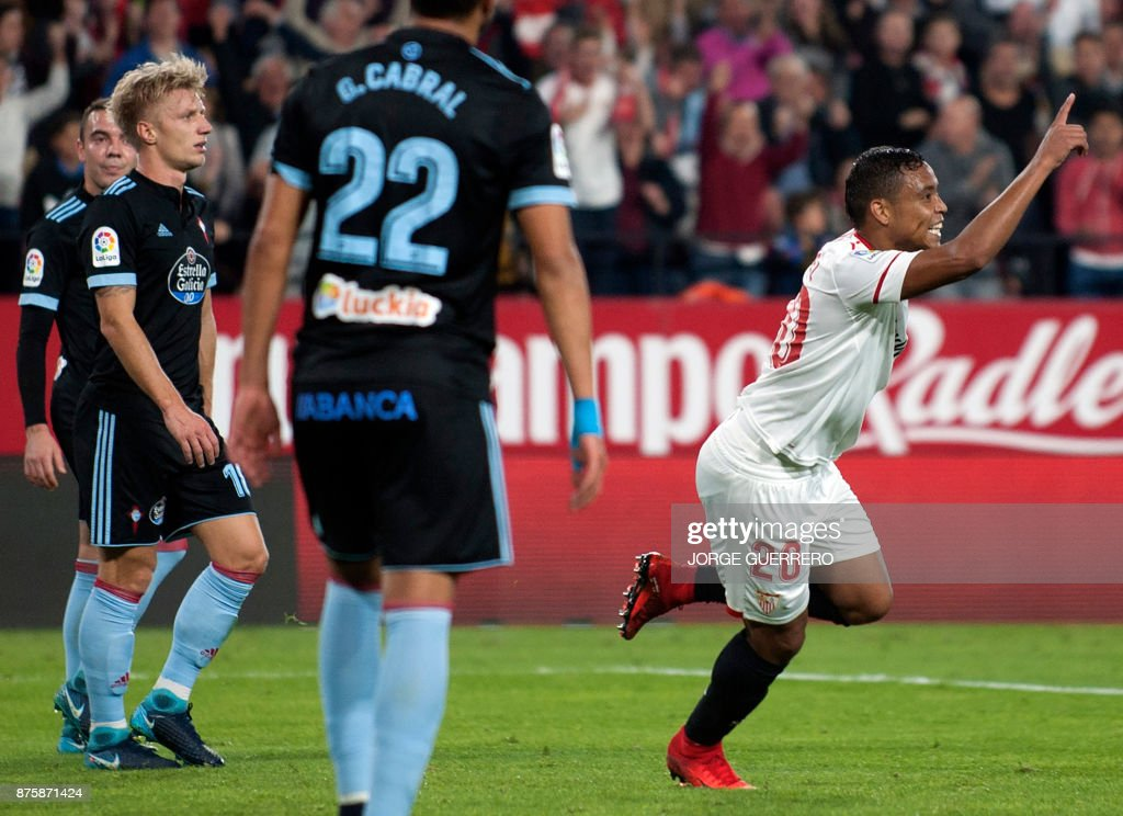 Sevilla v Celta de Vigo - La Liga