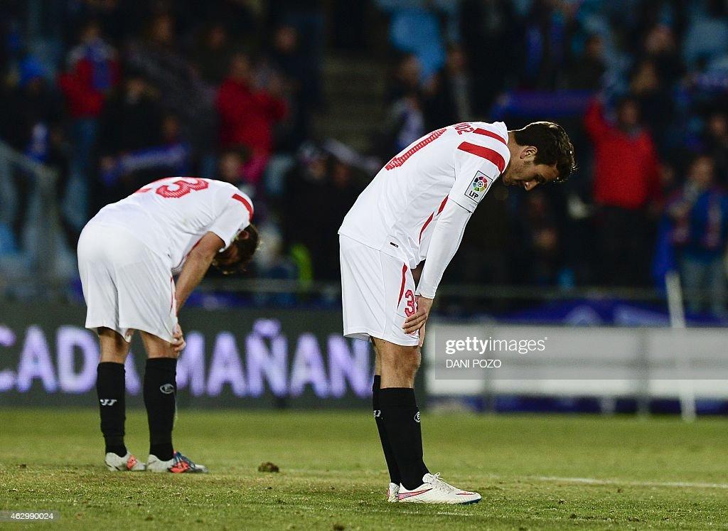 Getafe CF v Sevilla FC - La Liga