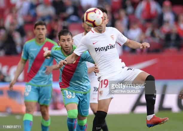ESP: Sevilla FC v Rayo Vallecano de Madrid - La Liga