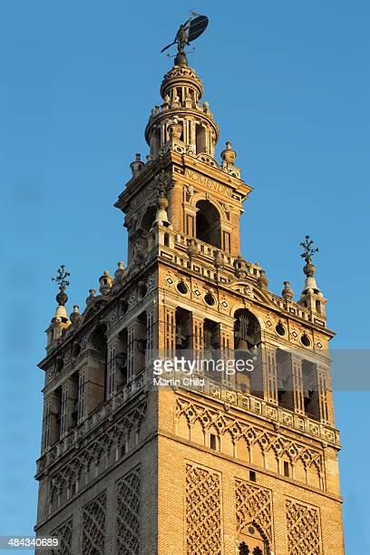 Seville Cathedral, La Giralda tower