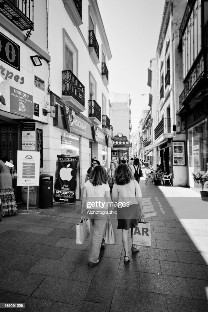Seville centre : Stock Photo