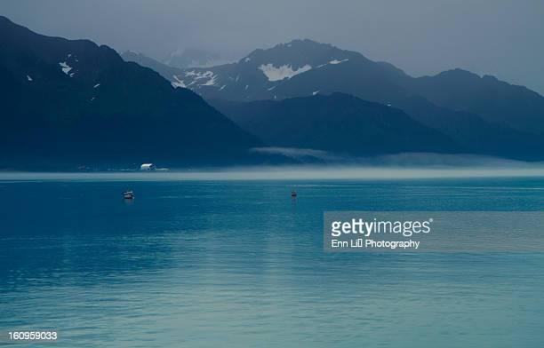 Seward-Resurrection Bay,Alaska.