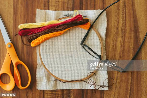 Sewing Equipment and Thread