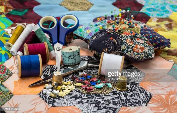 縫製機器/パッチワーク キルト