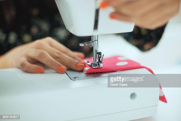 sewing machine - carol schneider stock-fotos und bilder