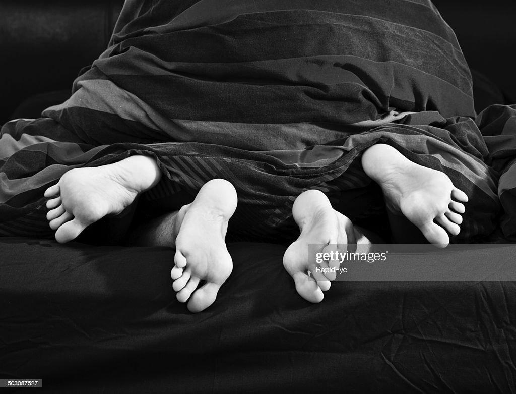 sexe en noir et blanc photos