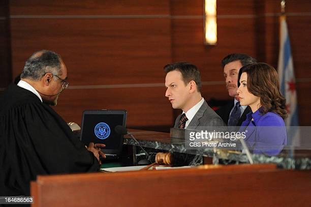 Sex Dolls and Videotape Judge Parks discusses the case of a girl who accused a classmate of rape with Jared Andres Will and Alicia on THE GOOD WIFE...