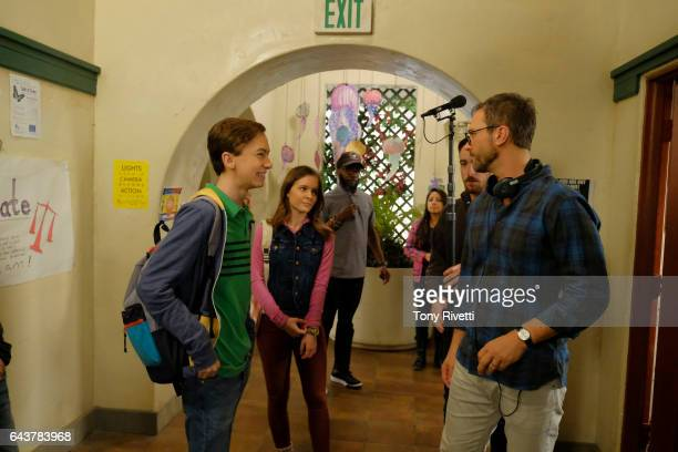 """Sex Ed"""" - Emma turns to Brandon for support while Jude heads down a dangerous path, on all-new episode of """"The Fosters,"""" airing TUESDAY, FEBRUARY 28..."""