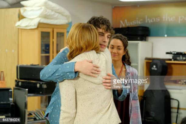 THE FOSTERS 'Sex Ed' Emma turns to Brandon for support while Jude heads down a dangerous path on allnew episode of 'The Fosters' airing TUESDAY...