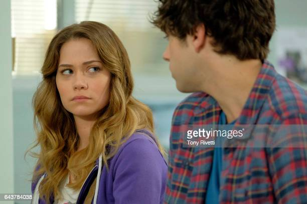 THE FOSTERS Sex Ed Emma turns to Brandon for support while Jude heads down a dangerous path on allnew episode of The Fosters airing TUESDAY FEBRUARY...