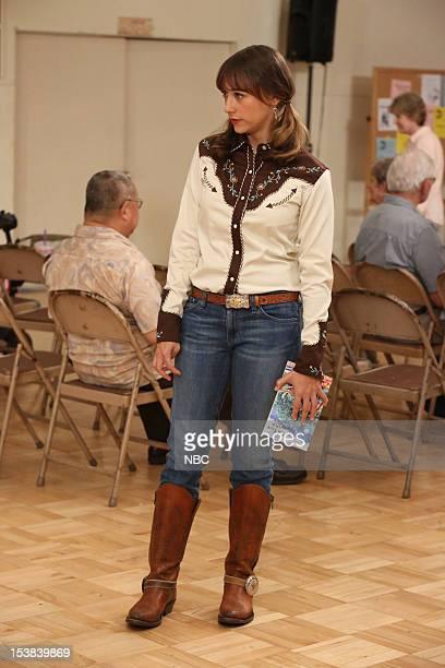RECREATION 'Sex Education' Episode 504 Pictured Rashida Jones as Ann Perkins