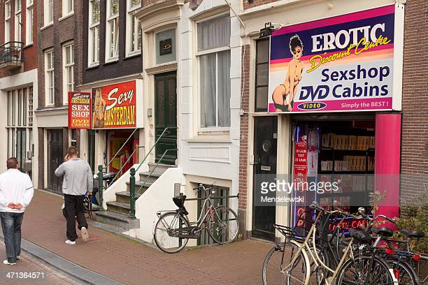 Sex shops Amsterdam