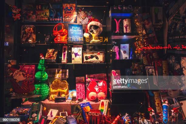 Sex shops in Amsterdam
