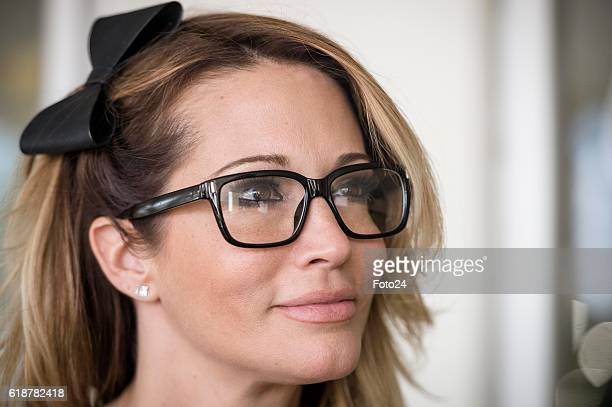Sexologist and actress Jessica Drake during an interview at the 2016 Sexpo event in Johannesburg, South Africa. The Sexpo team announced its full...