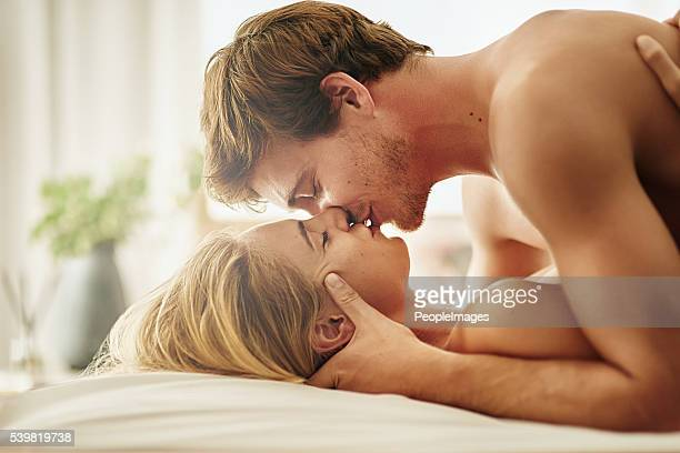 sexual intimacy meets emotional intimacy - heterosexual couple photos stock photos and pictures