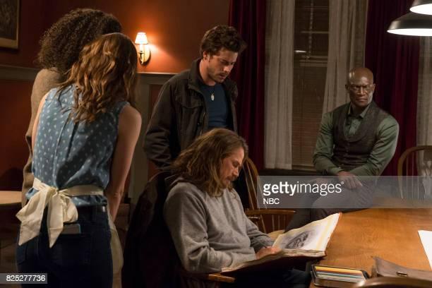 TEXAS Sexy Beast Episode 104 Pictured Parisa FitzHenley as Fiji Sarah Ramos as Creek Jason Lewis as Joe Francois Arnaud as Manfred Peter Mensah as...