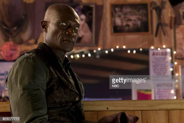 TEXAS 'Sexy Beast' Episode 104 Pictured Peter Mensah as Lemuel