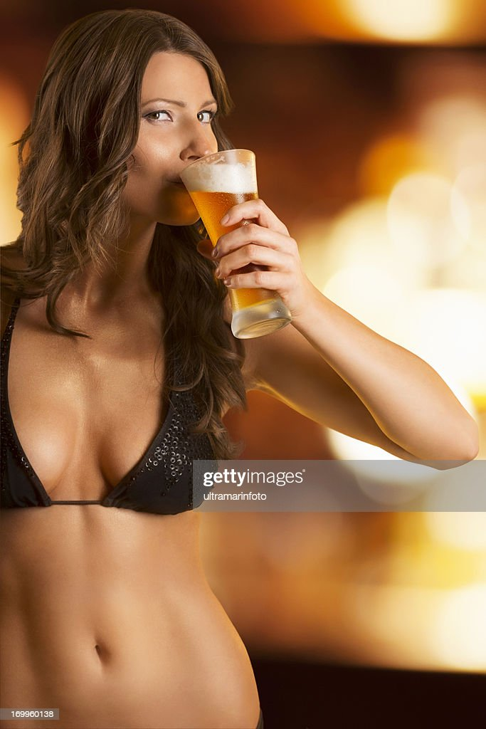 Sexy de la bière