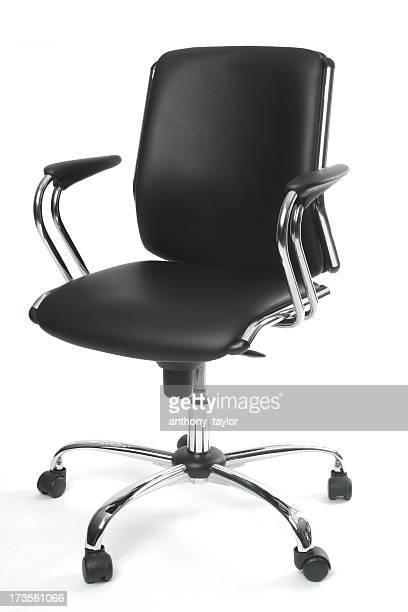 セクシーなブラックの椅子 2