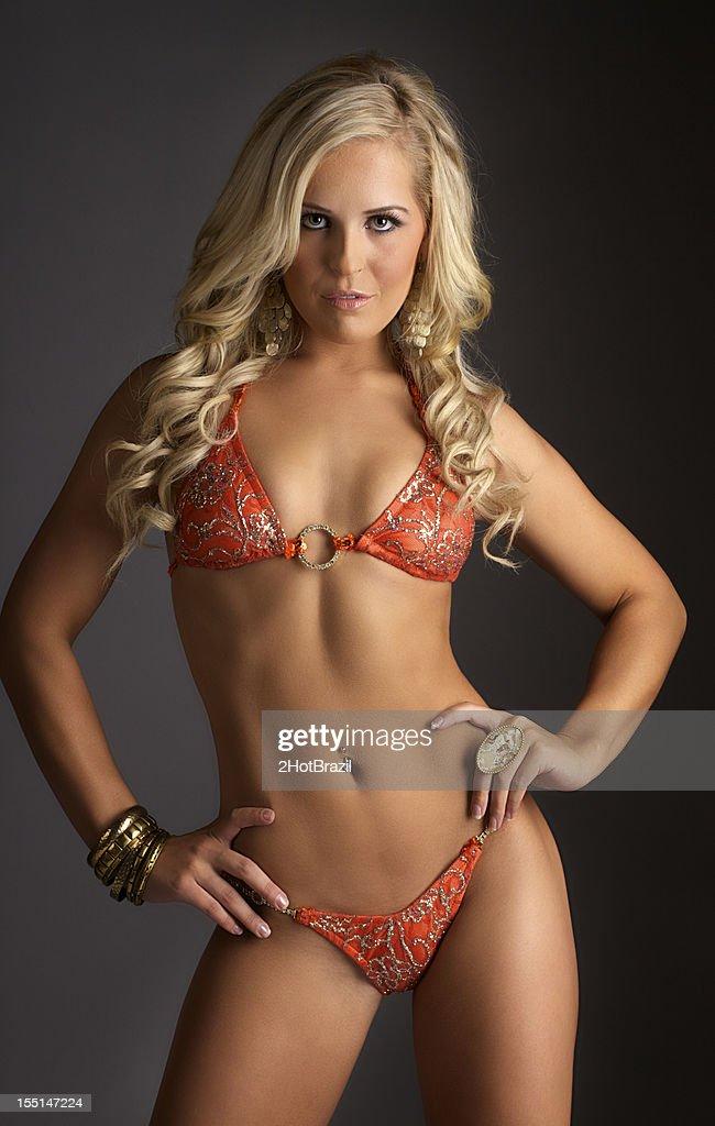 Erotic Bikini Girl