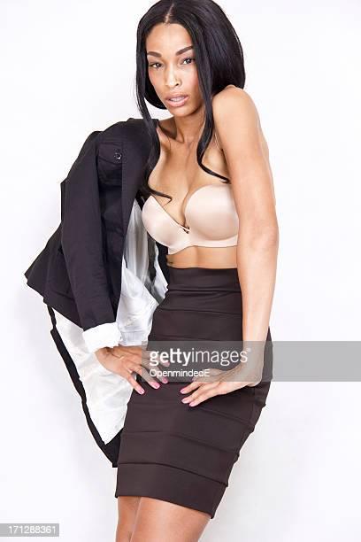 Sexy Femme d'affaires