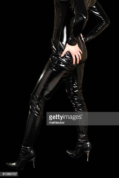 Sexy catsuit